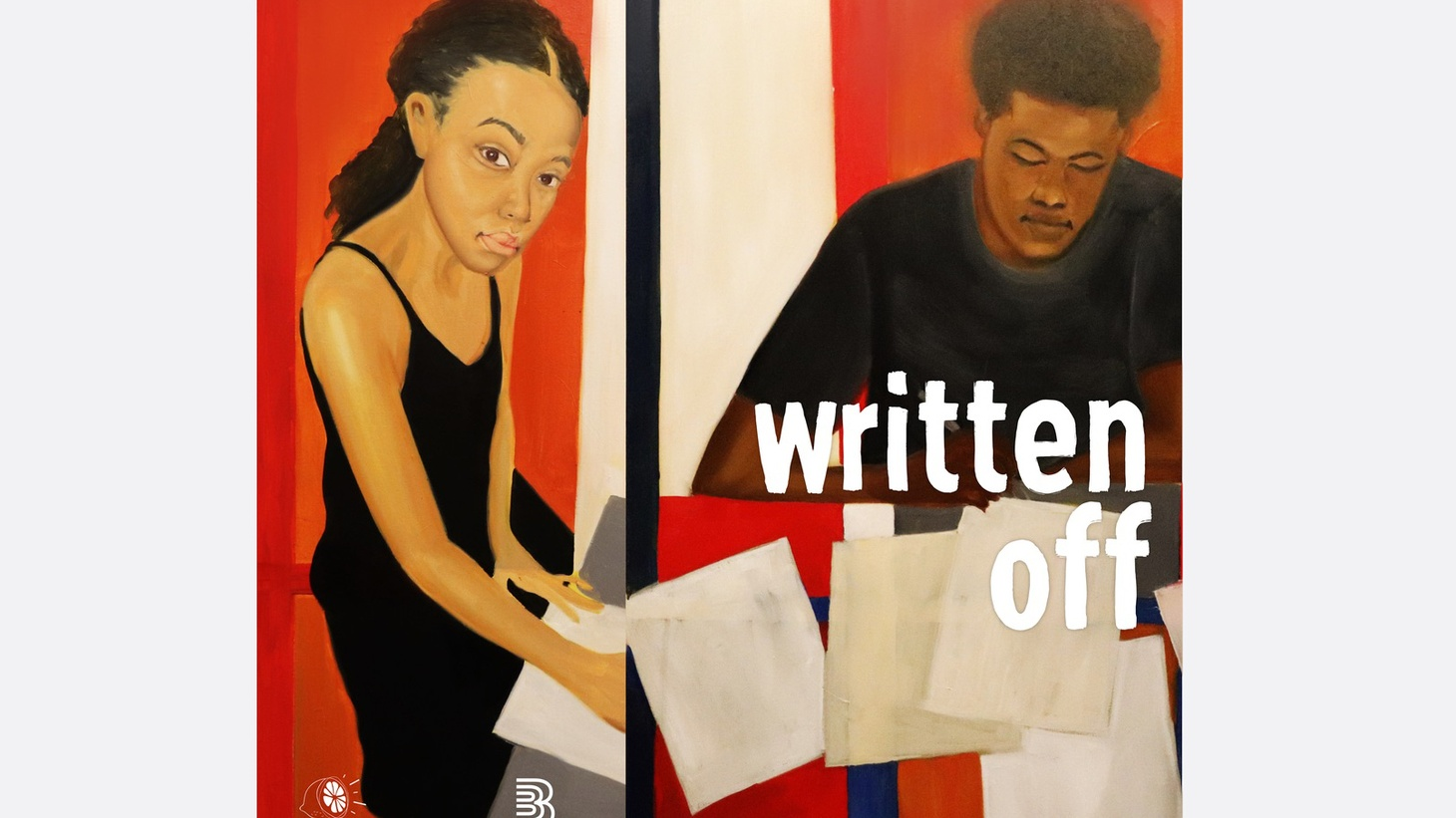 """The new podcast """"Written Off"""" showcases work by young writers who have been in and out of the criminal justice system."""