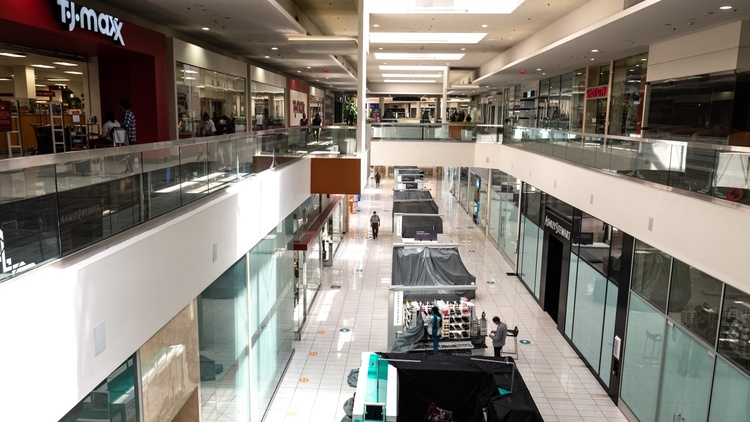 There's a bold plan in LA's Crenshaw neighborhood to purchase the local mall for north of $100 million and let the community profit from its redevelopment.