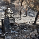 Owners return to historic San Gabriel Mountain cabins after Bobcat Fire