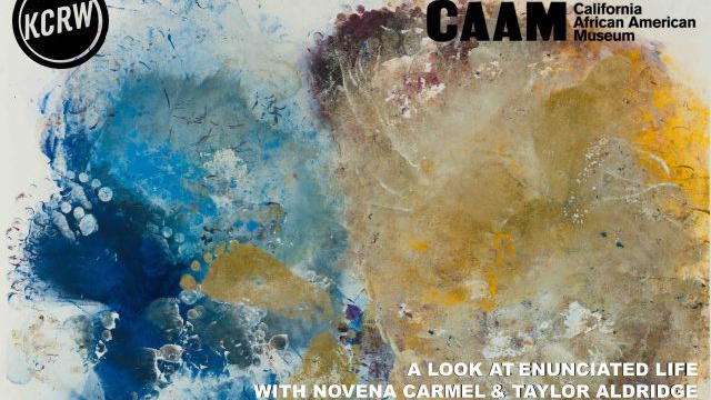 """At CAAM, an exhibition on view is """"Enunciated Life."""""""