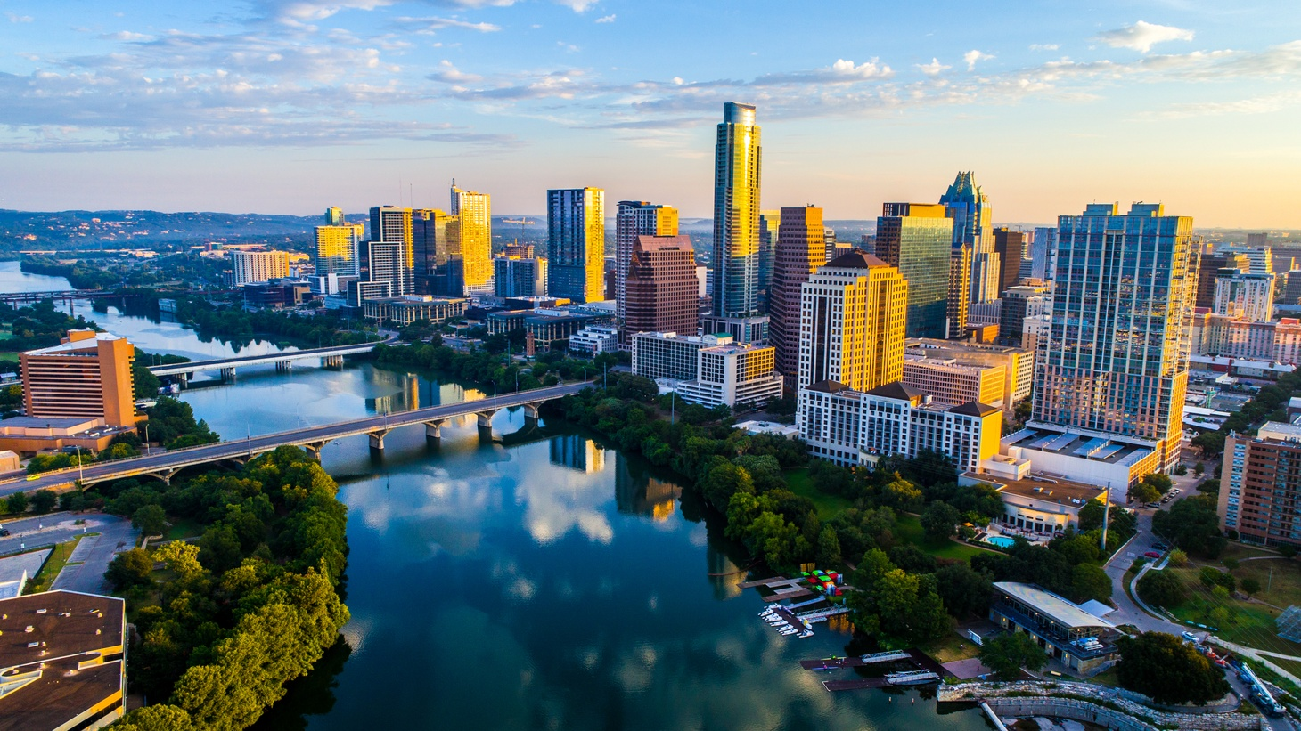 In May 2021, the median sale price in the Austin metro area hit an all-time high of $465,000, according to the Austin Board of Realtors. Credit.