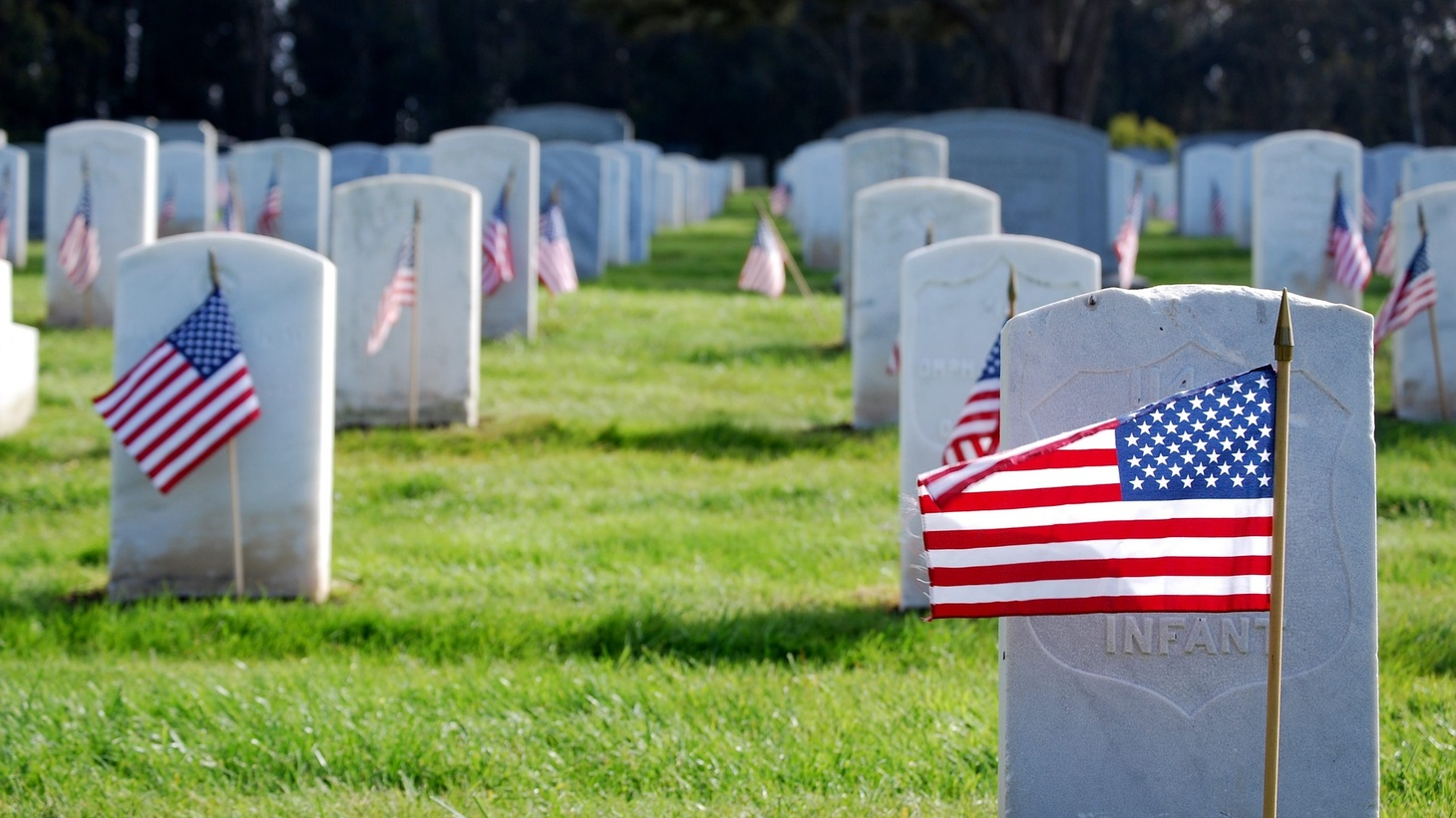 A military cemetery might be built in Orange County, pending a Board of Supervisors vote on funding.