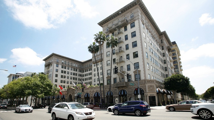 LA County hotels fully reopened in June. Thousands of hotel workers face similar risks as nurses, grocery store workers, and restaurant staff.