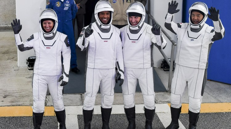 Elon Musk's Hawthorne-based company, SpaceX, recently delivered four astronauts to the International Space Station (ISS).