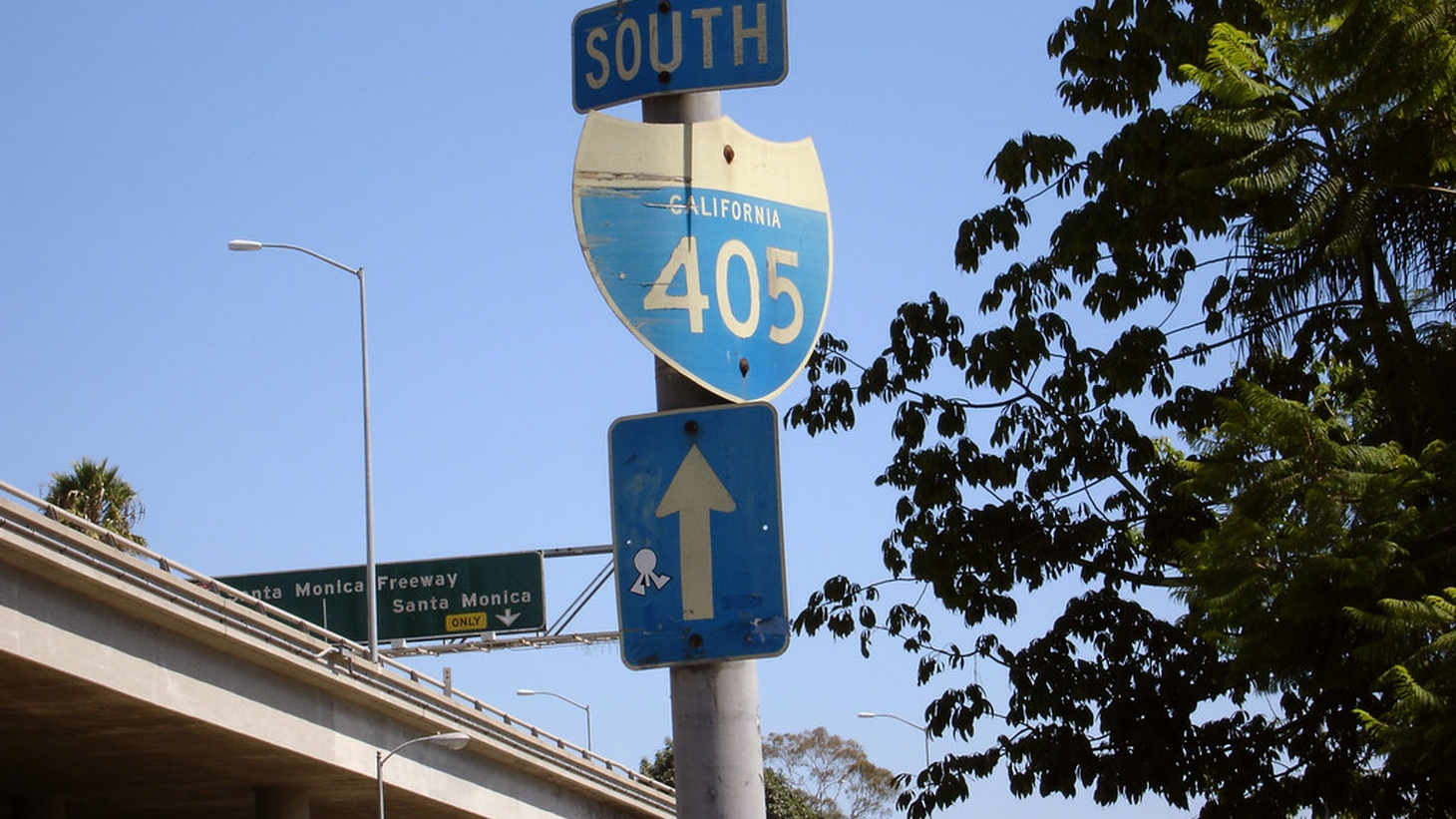 405 meets the 10