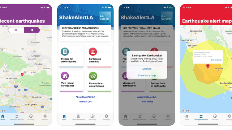 LA residents who signed up for a    ShakeAlertLA    notification on their smartphone did not get a warning about last week's earthquakes, sparking harsh condemnation. What happened?
