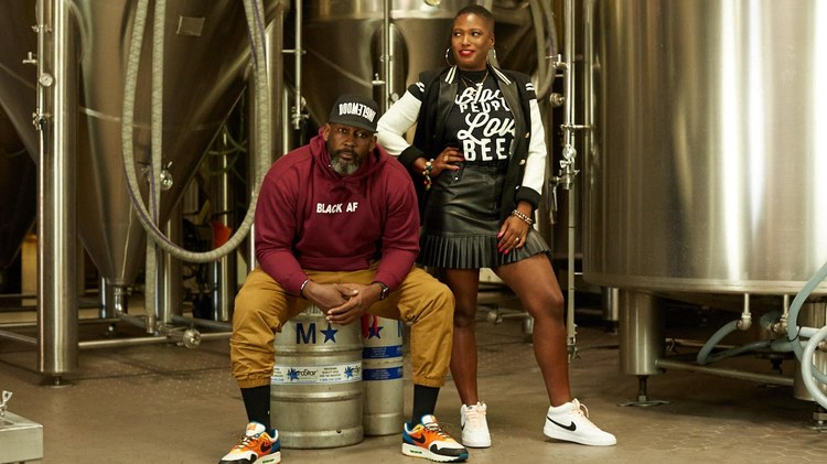 Co-owners Beny Ashburn and Teo Hunter are on a mission to protect Inglewood's culture in the midst of a development boom while diversifying the craft beer industry.