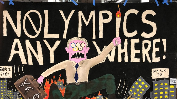 As Los Angeles prepares for the 2028 Olympics, local activists are calling attention to the displacement of low-income communities in the city, blaming the Olympics as a tool of…