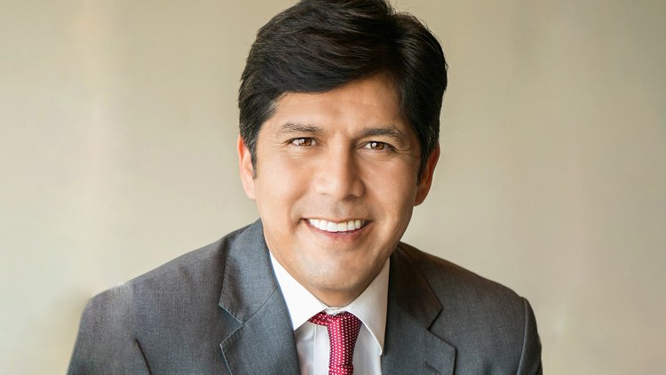 Kevin de León speaks with KCRW about homelessness, cutting through red tape, and the future of police.