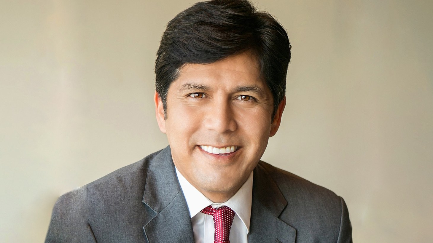 """""""I want to cut through the mindless Kafka red tape that exists in City Hall, and make sure that all housing projects that are dealing specifically with our unhoused community go to the front of the line, no questions asked,"""" says Kevin de León."""