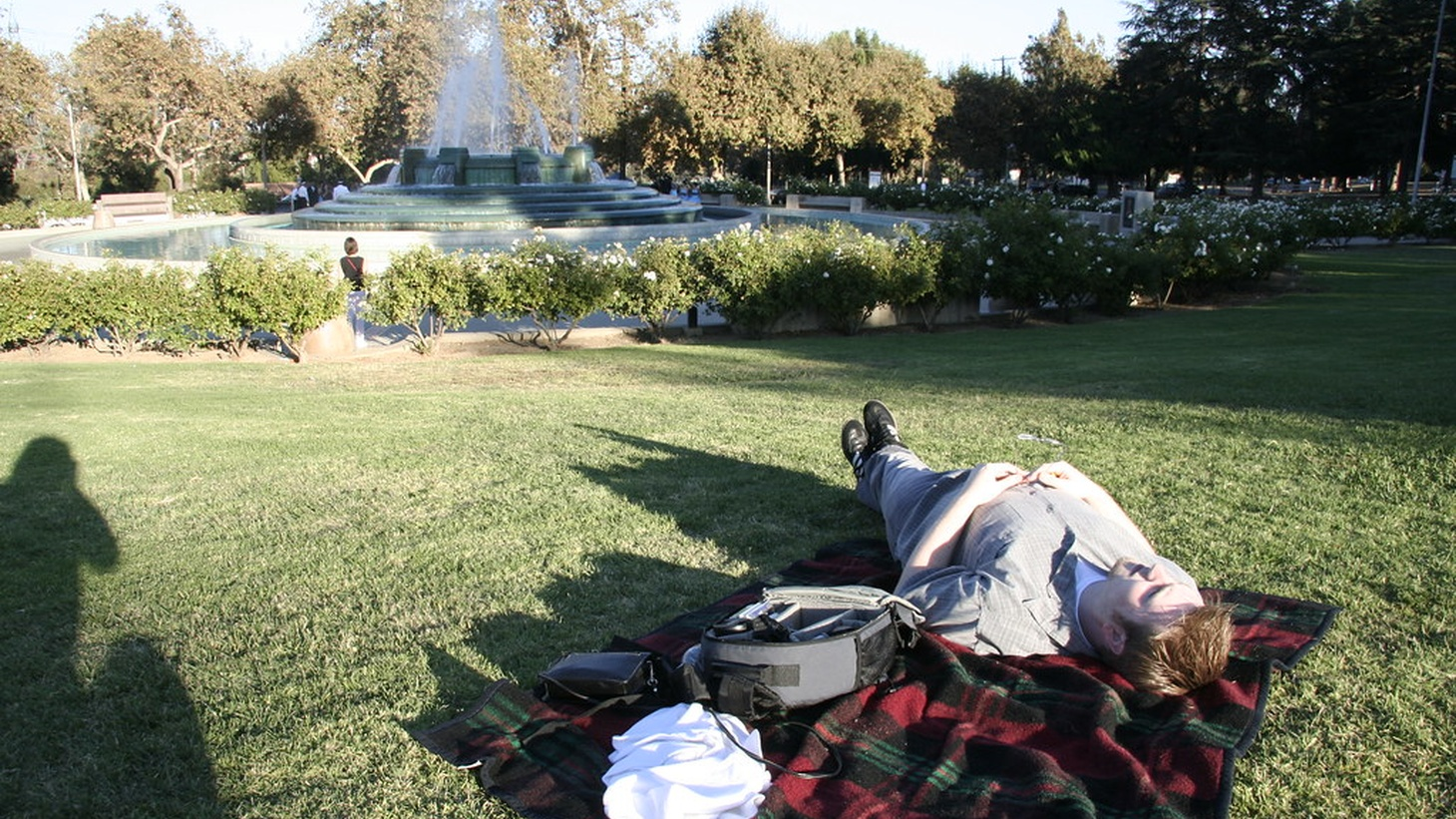 Part of LA County's new sustainability plan includes making parks more accessible.