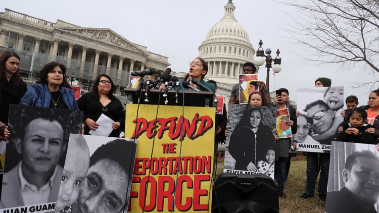 Immigrant rights advocates and groups nationwide are preparing for this weekend, when a major ICE operation is supposed to take place.