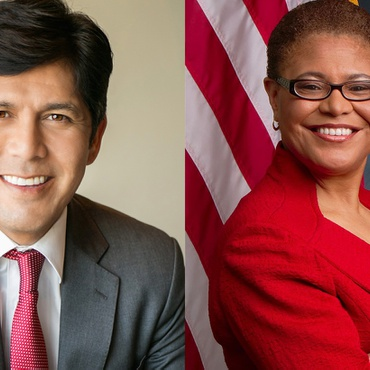 Political leaders in LA are now turning to the race for LA's next mayor and the candidates so far include Kevin de León, Joe Buscaino, Mike Feuer, and Jessica Lall.