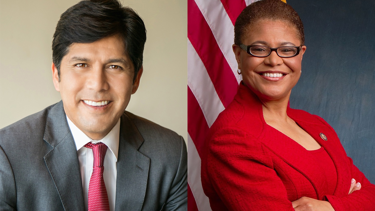 Former LA City Council member Jan Perry expects Kevin de León and Karen Bass to be the leading candidates in the race for LA's next mayor.