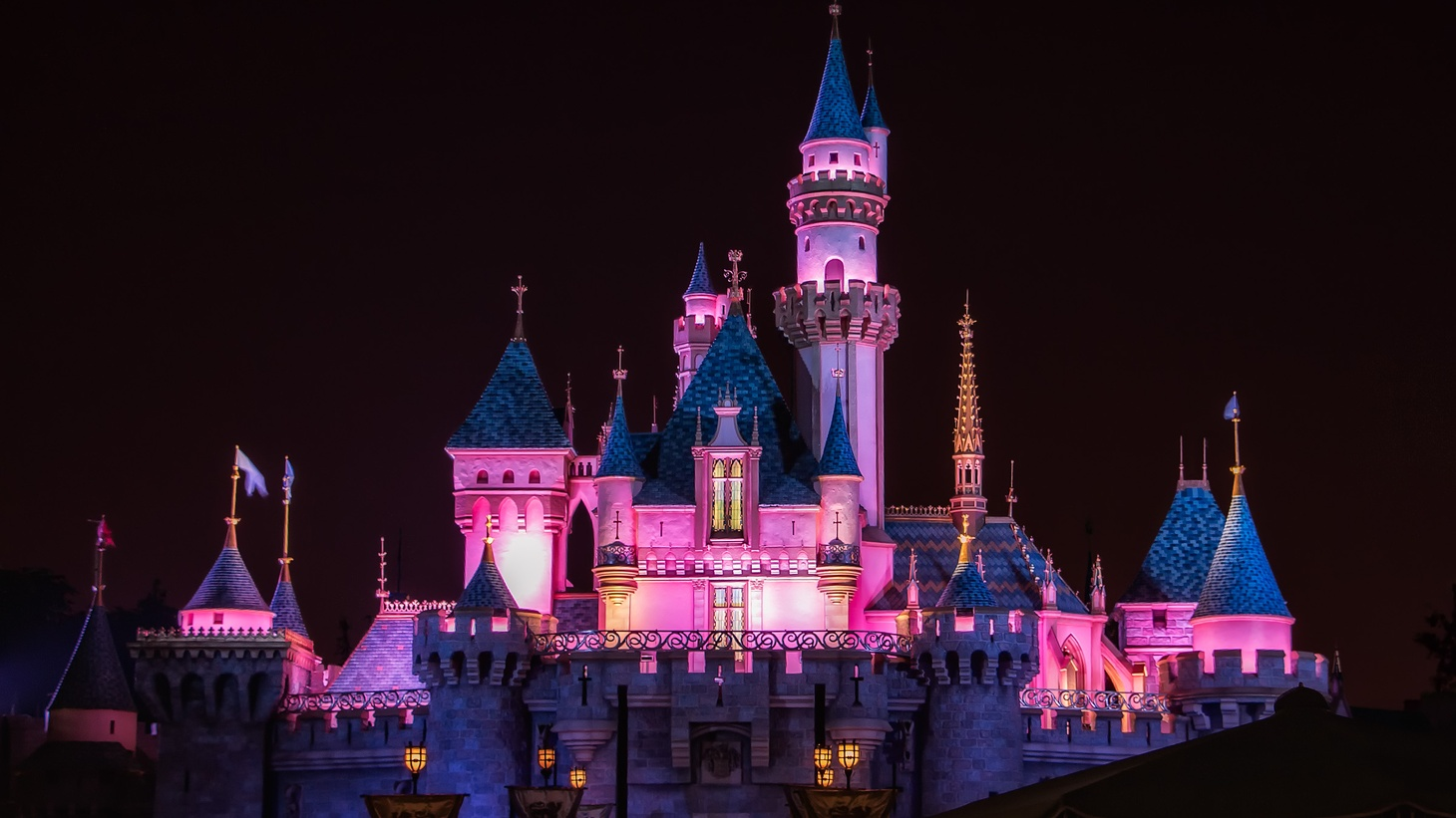 Visiting the 77-foot-high Sleeping Beauty Castle in Disneyland could give you a taste for the castles in Germany.