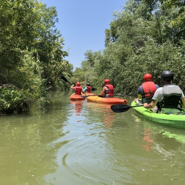 What do you think of when you think of the LA River? A big concrete drainage ditch?