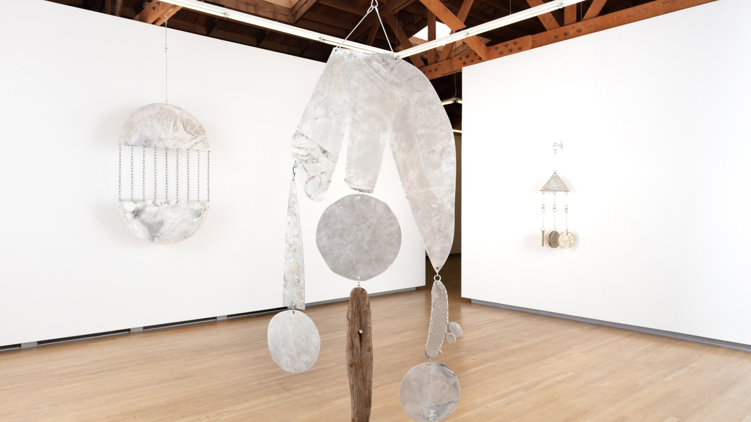 """Installation view of Fay Ray's """"Lacuna."""""""