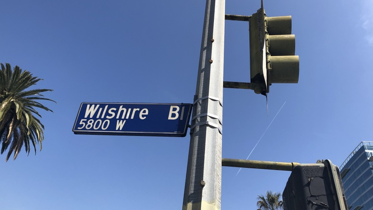 The history of Wilshire Blvd and its 'millionaire socialist'