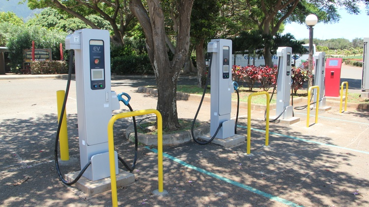 Electric vehicles seem to be the way of the future, especially for people who want to reduce their carbon footprint. But if you're a renter, where are you doing most of your charging?