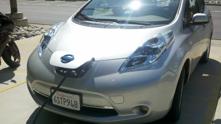 There are incentives and rebates for people to buy an electric vehicle, but Los Angeles doesn't currently have the infrastructure to make charging easy and accessible for everyone.