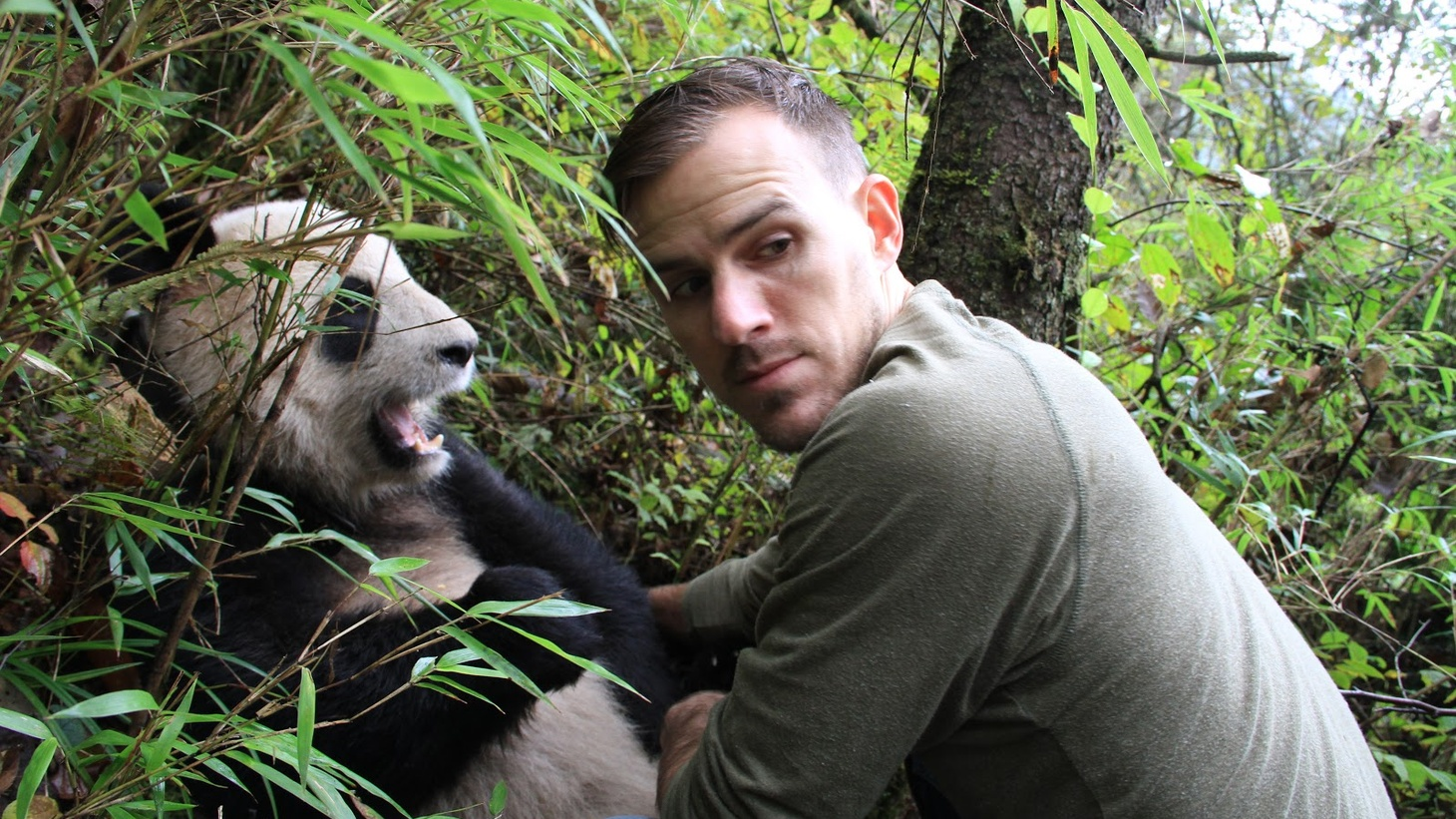 Jake Owens is the LA Zoo's first ever conservation director. He worked in China for five years helping to save giant pandas from extinction.