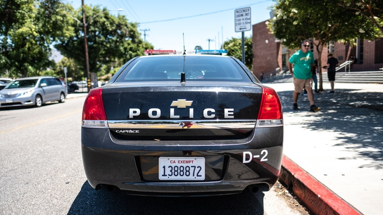 """Why is the LAPD having trouble finding black and brown volunteers? """"It doesn't seem particularly insightful for us to want to be a part of that system."""