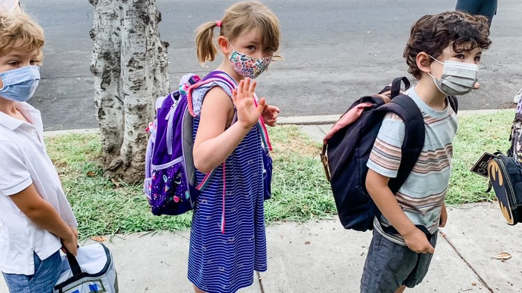 """""""I have faith and I'm hoping that the procedures LAUSD has in place will mitigate those larger scale outbreaks."""
