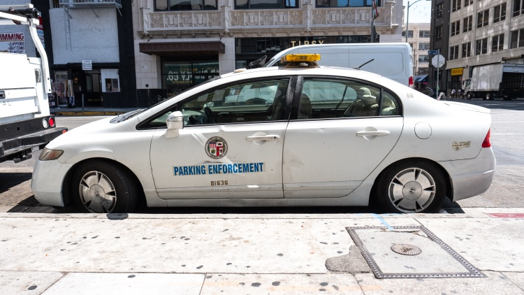 The city and county of Los Angeles announced last week they'll forgive 2 million citations and warrants for things like traffic violations and minor misdemeanors. L.A.