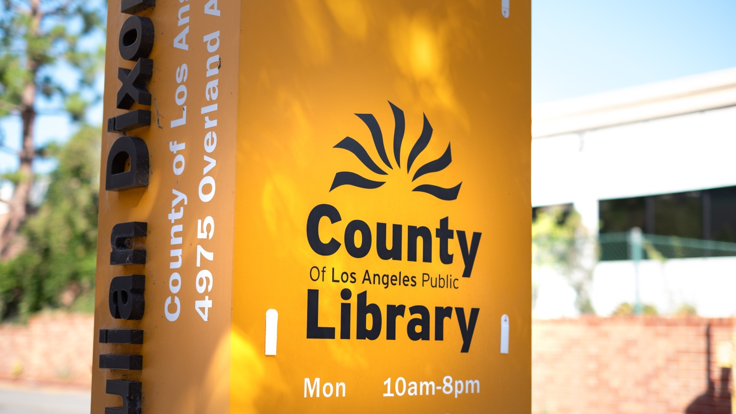 LA County library workers are now doing COVID-19 contact tracing.