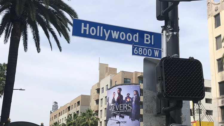 Hollywood Boulevard is one of the most famous streets in the world — a universal symbol of glamour and fame. It attracts 10 million tourists a year.