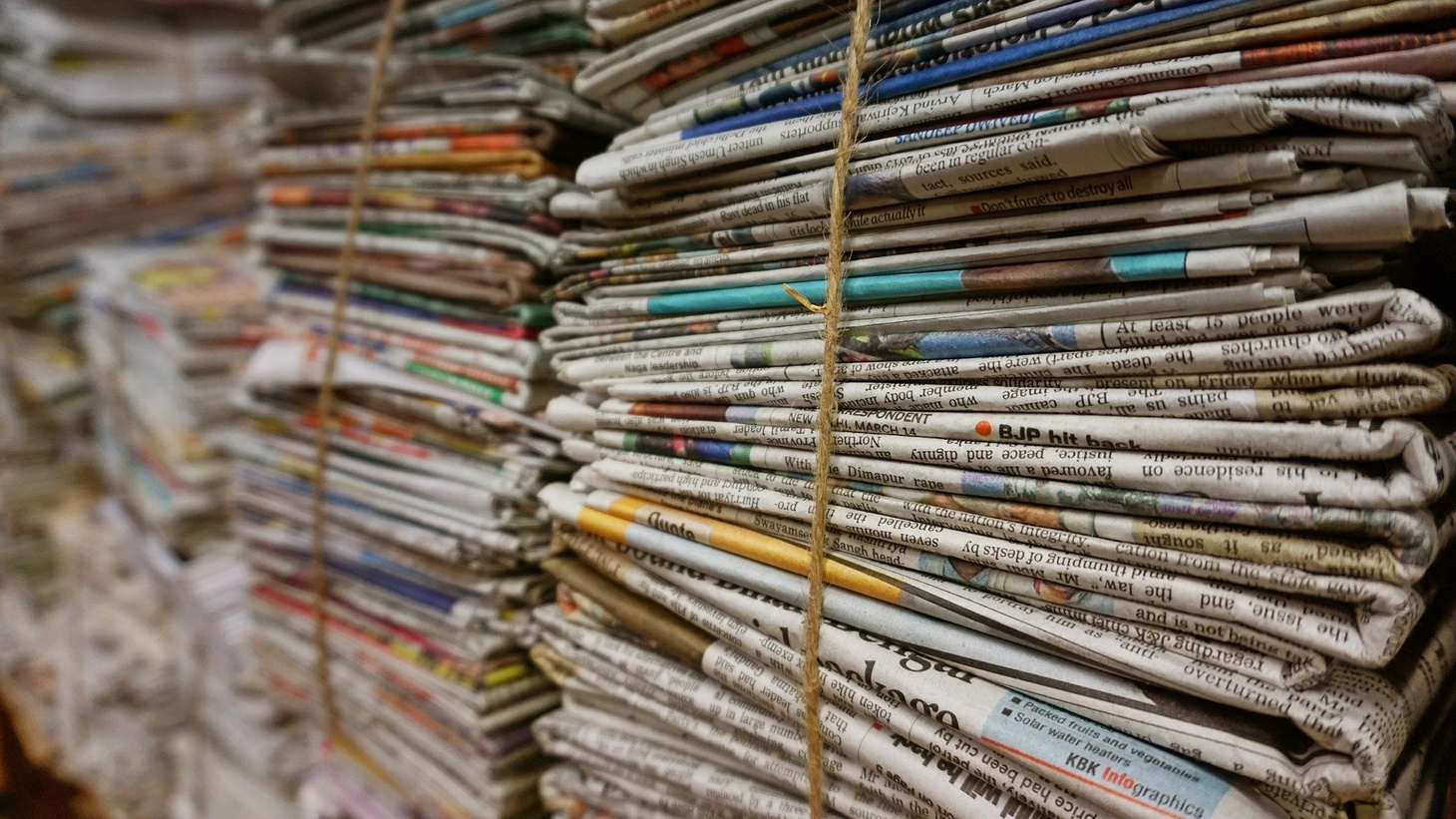 Tens of thousands of news workers nationwide have been laid off, furloughed, or had their pay reduced. That's according to the New York Times.