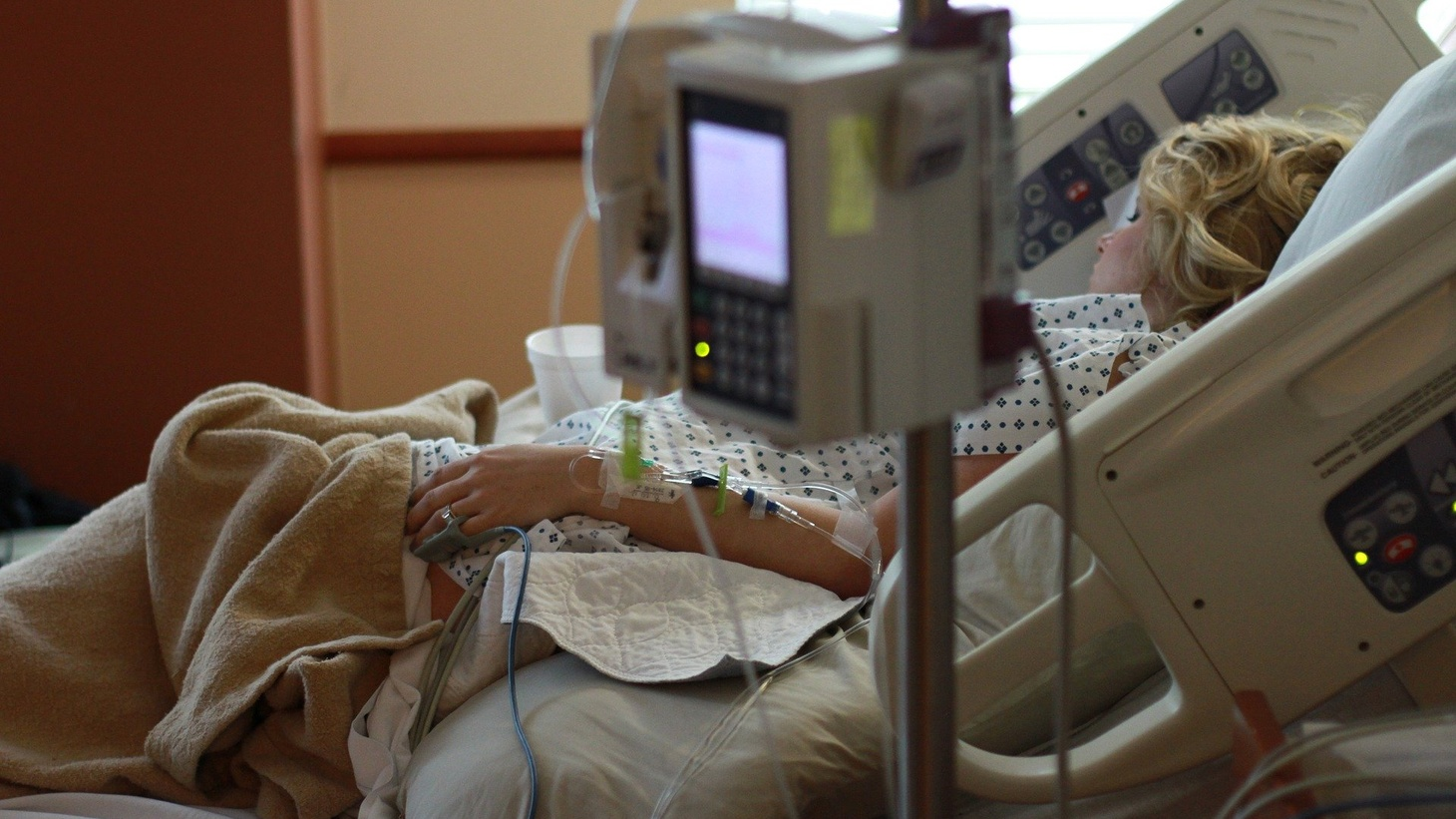 In some hospitals, every bed is full, and every ventilator is taken.