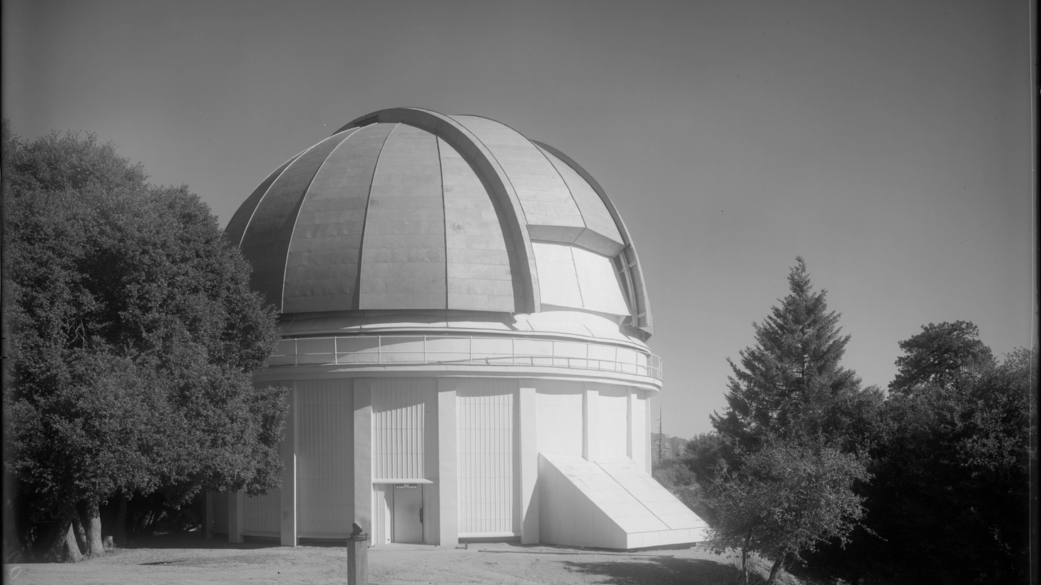 The home dome of the 60-inch telescope has stayed the same since 1914.