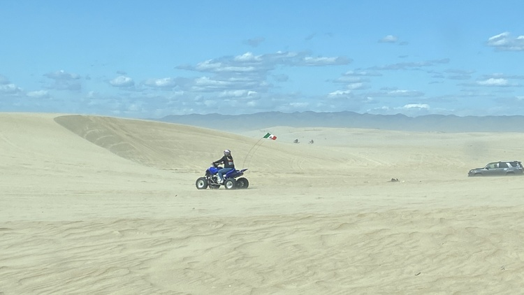 For decades, Oceano Dunes State Vehicular Recreation Area has been the only California site to allow off-roading on the shores of the Pacific and in a seaside slice of the Sahara.