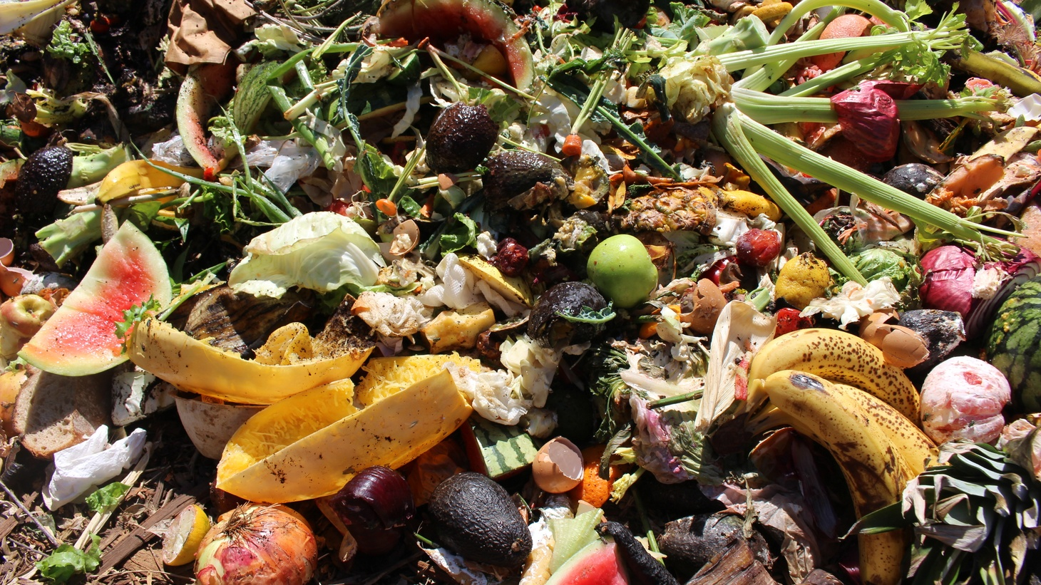 Most food scraps in California are still getting buried in landfills and contributing to climate change. A state law aims to change that.