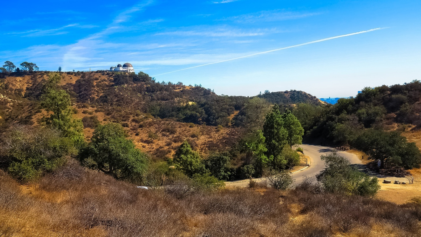 Griffith Park, Los Angeles.