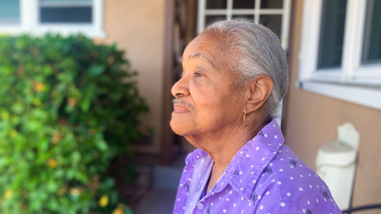Gwendolyn Lang has lived in her small, beige house in Gardena for 50 years. Now, despite the framed photos still on display, she's moving out. Lang was foreclosed on earlier this year because of her participation in a program called Property Assessed Clean Energy, or PACE, which provides LA County homeowners with no-money-down loans for eco-friendly home improvements.