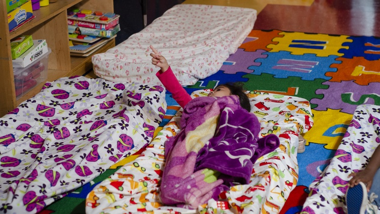 Puzzles, paints and 1 am pickups: peek inside a 24-hour daycare