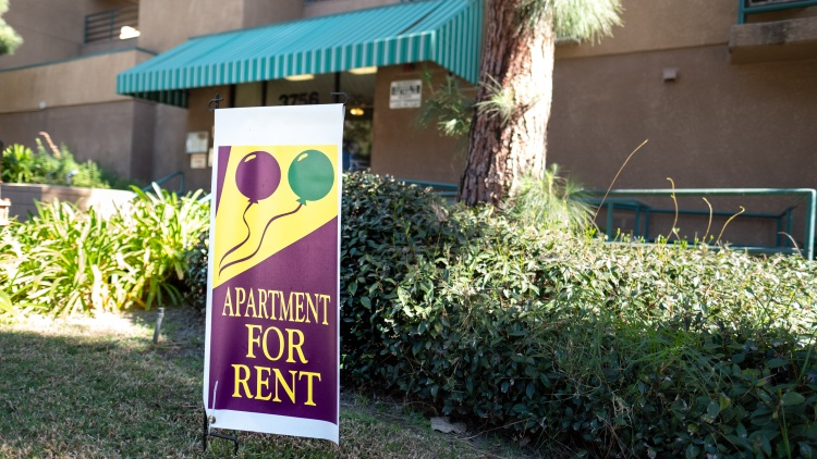 Since the start of the pandemic, Kelli Lloyd has fallen behind on rent for her Baldwin Hills area apartment, which she says is a first.
