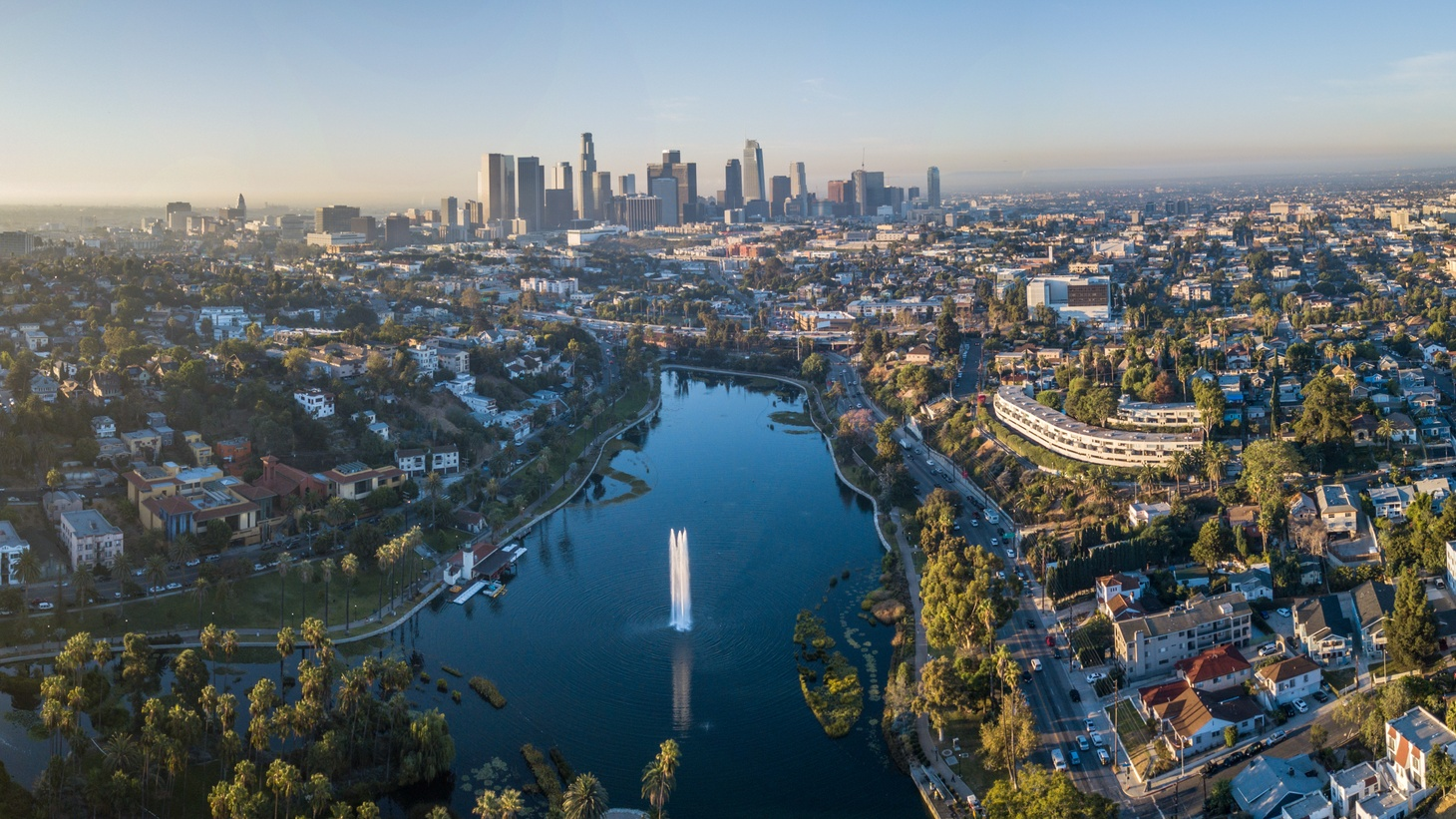 """""""LA feels absolutely like home to me,"""" says LA Times columnist Nita Lelyveld as she says goodbye to the city she's called home for decades."""