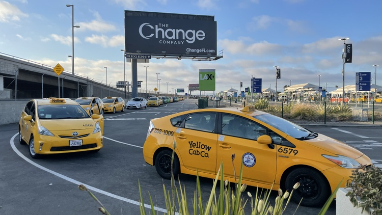 Why is it so tough to get an Uber or Lyft at LAX?