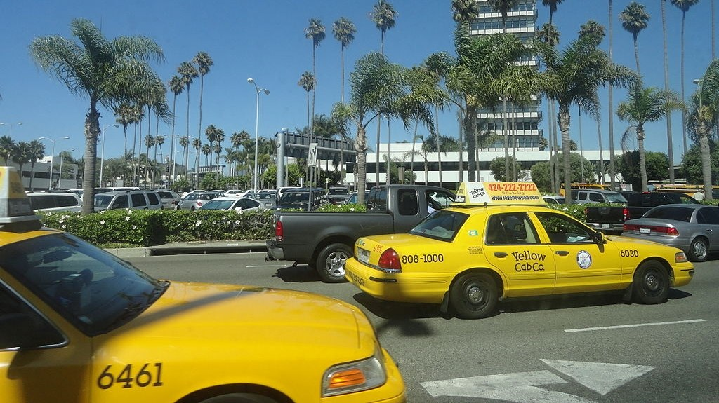 The taxi industry took a hit when rideshare services like Uber and Lyft emerged. Then LAX designated a separate pick-up zone away from terminals. Now the COVID-19 pandemic is causing massive economic loss across the board.