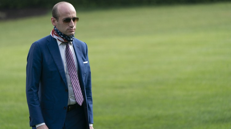 Stephen Miller is the architect of some of President Donald Trump's harshest immigration policies. He grew up in Santa Monica, north of Montana Avenue.