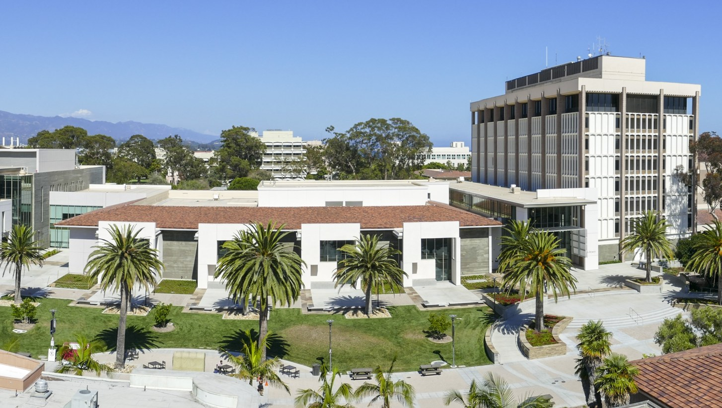 UCSB library.
