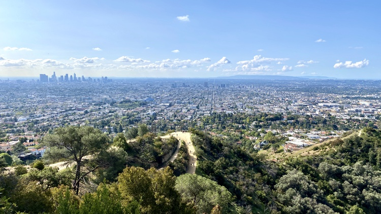 Humans are social animals, and social distancing is hard. This weekend, countless Angelenos headed for hiking trails and beaches.