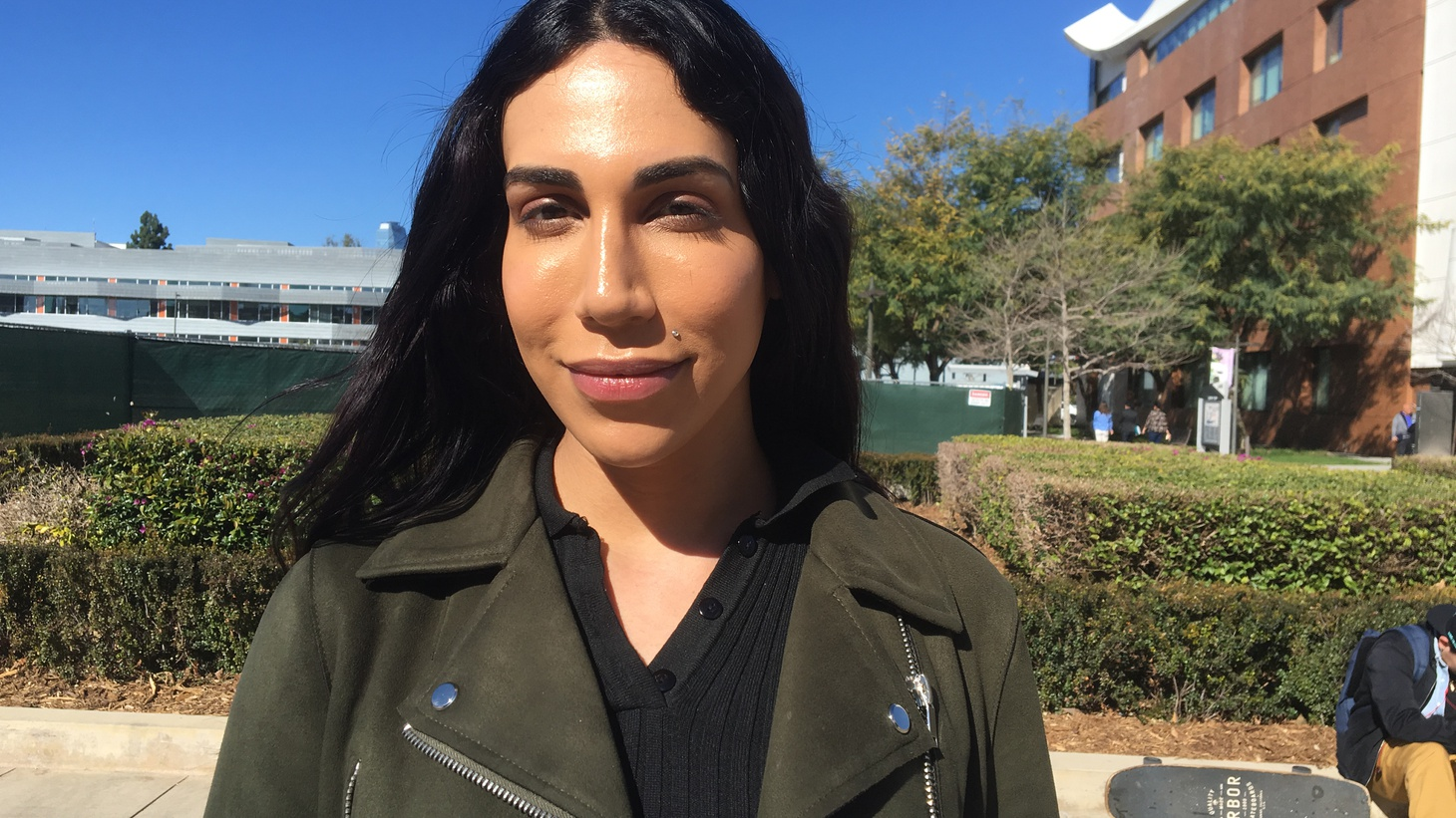 We visit a job fair in South LA set up for transgender people who often face unemployment and workplace discrimination and harassment. Are today's employers trying harder to foster a more inclusive workplace?