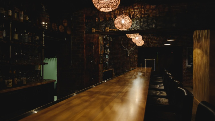 With a lot of LA's bars closed for the last seven months, if people are having evening cocktails, they're probably doing it at home.