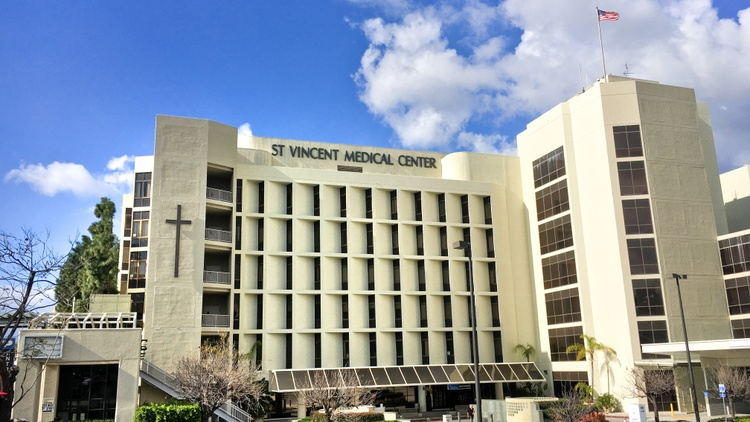 St. Vincent Medical Center closes after a century, shocking community