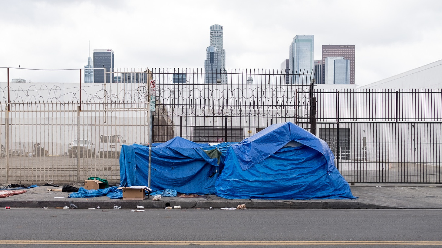 As the coronavirus injects new fears into the everyday lives of many, Dr. Susan Partovi says the problems facing those living on LA's Skid Row remain consistent.