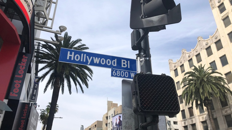 History of Hollywood Blvd: It's always been about clever branding